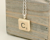 Scrabble Inspired Initial...
