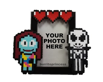 Jack And Sally Frame Etsy