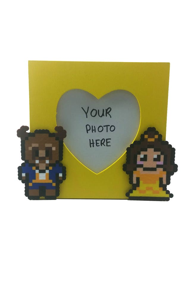 Beauty And The Beast Picture Frame Beauty And The Beast Wedding