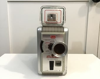 Kodak Brownie 8mm Movie Camera  II, Vintage Photography