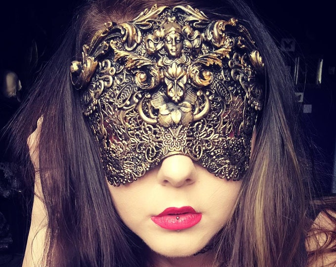 Nouveau Mask - Made To Order