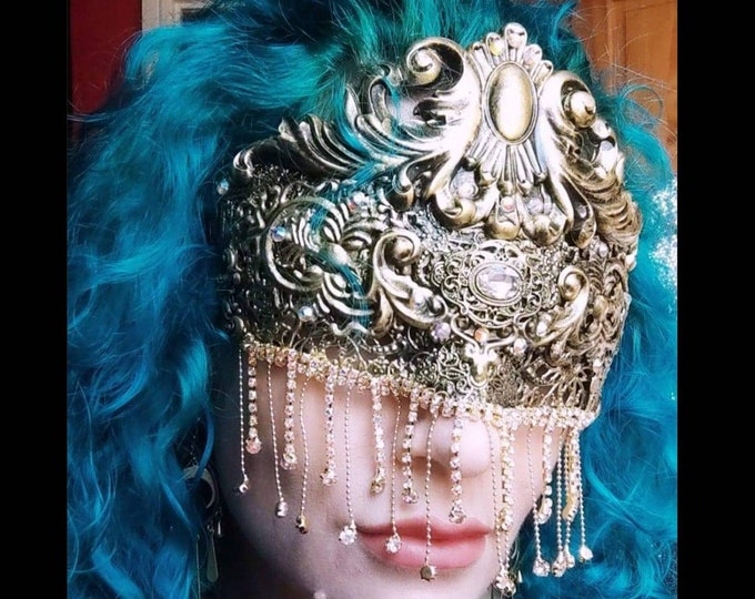 Zenith Blind Mask - Ready Made