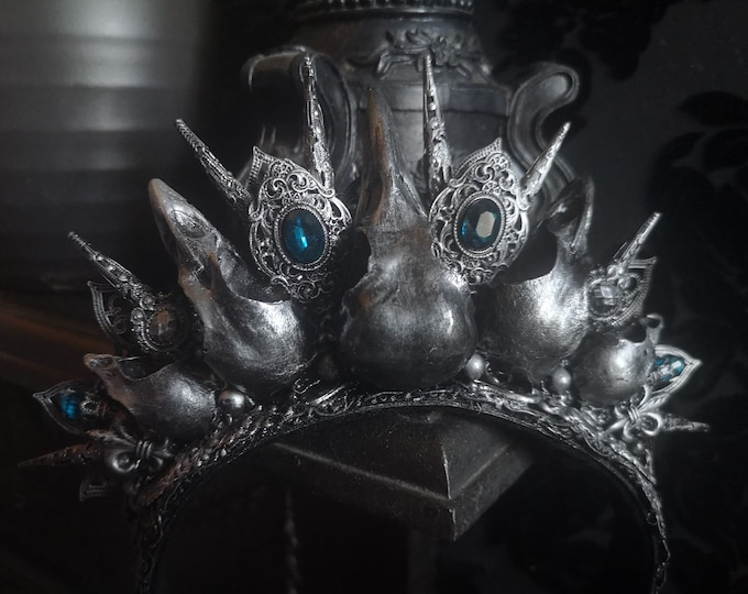 Made to Order Nevermore Crow Crown