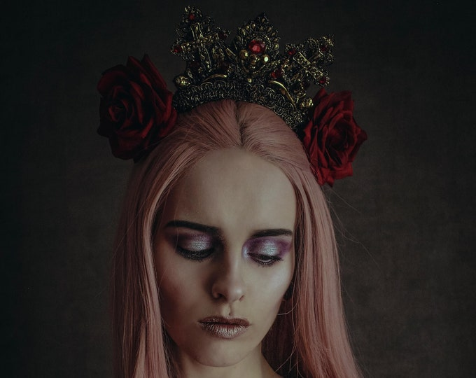 Catacomb Divinity Rose Halo
