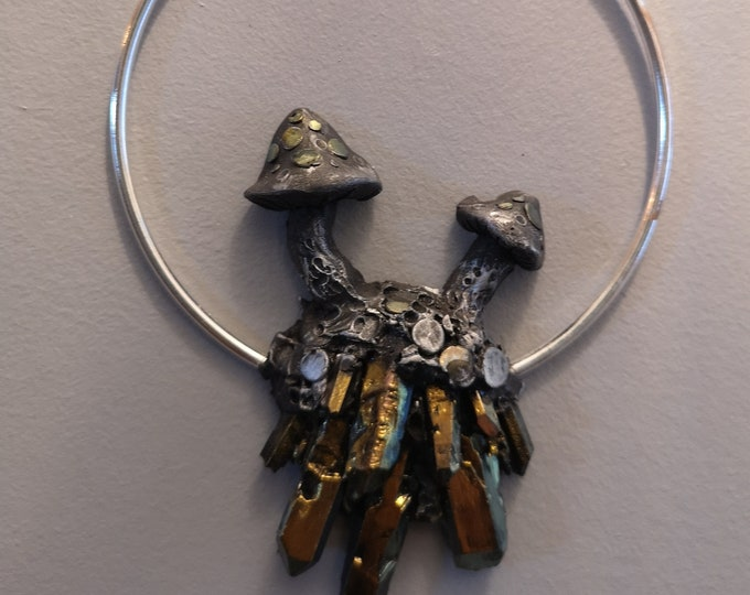 Mushroom Ring Small