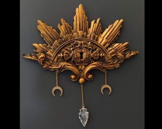 Ancient Chambers - Ornate Ray Lock