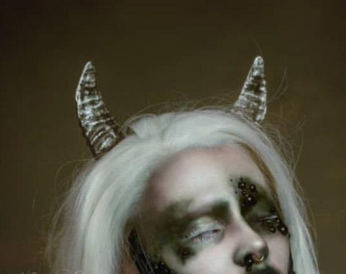 Satyr Horn Headband