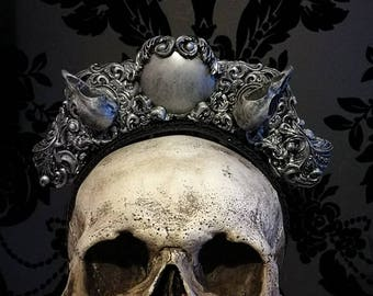 Victorian Crown - Ready Made