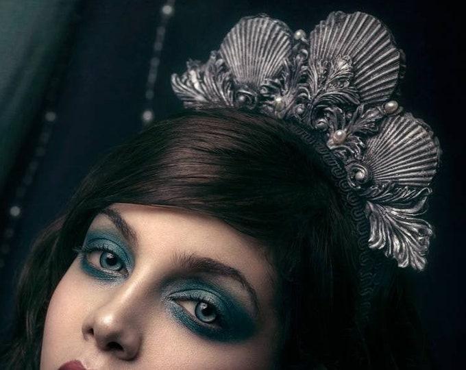 Mermaid Crown - Ready Made