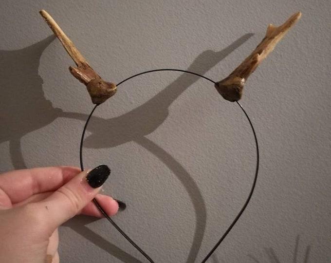 OOAK - Mini Deer Antlers