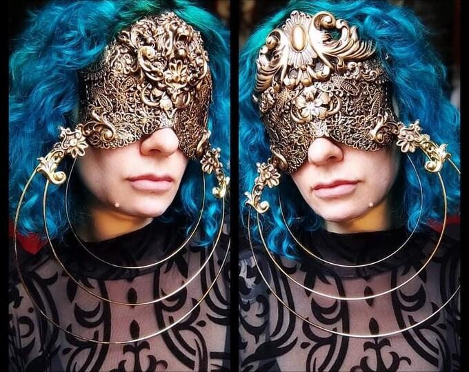 Quayzar Blind Mask - Made To Order