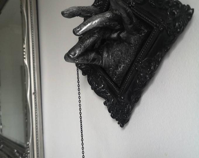 Helping Hands Crystal Drop