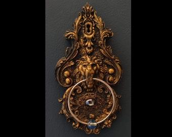Ancient Chambers - Lion Door Knocker