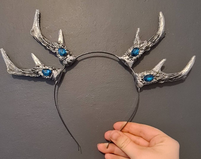 Crystal Double Antlers Set 2