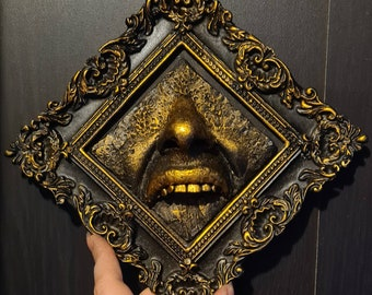 Oddities - Scream Wall Art