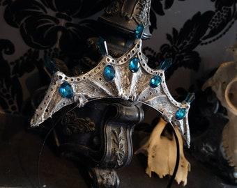 Delicate Silver Crown