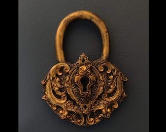 Ancient Chambers - Ornamental Lock