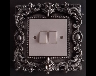 Ostentatious Switch Surrounding - UK Fitting