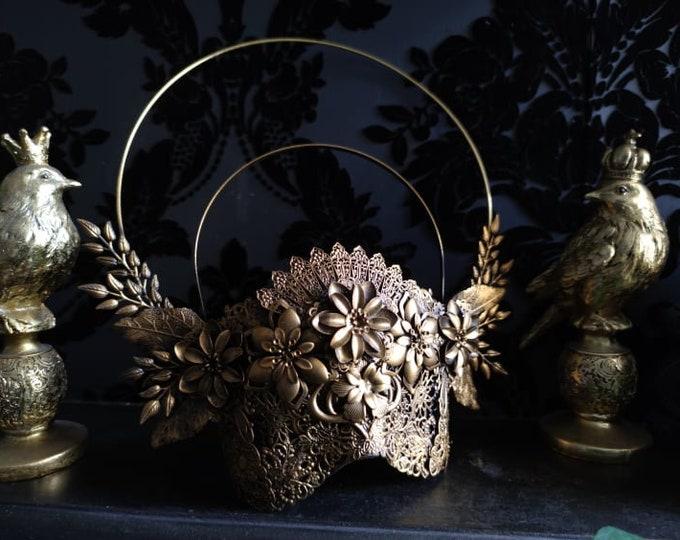 Seelie Mask - Made To Order