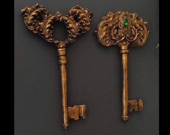 Ancient Chambers - Ornamental Key Gift Set