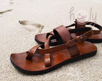 10ddb093c7c2 Handmade Leather Sandals