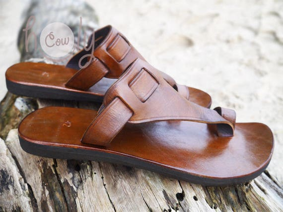 9f548fefe9f425 Handmade Leather Sandals Brown Leather Sandals Womens