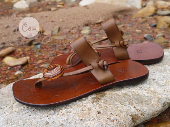 fait en Sandales cuir Sandales en cuir Sandales cuir fait en aqZXFw