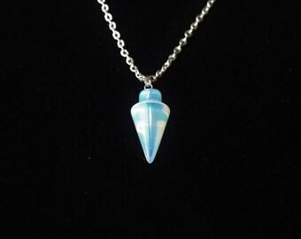 Opalite Pendulum Necklace