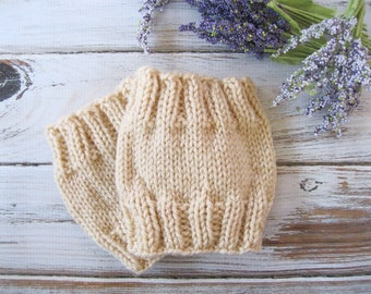 Winter Boot Cuffs | Knit Boot Toppers | Boot Warmers | Many Colors