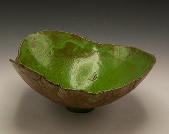 Large Torn Edge Bowl (01-02-014)