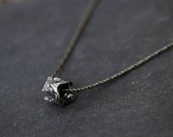 Snake Vertebrae Pendant - Snake Bone Pendant - Vertebrae Jewelry - Snake Vertebrae Charm - Vertebrae Pendant