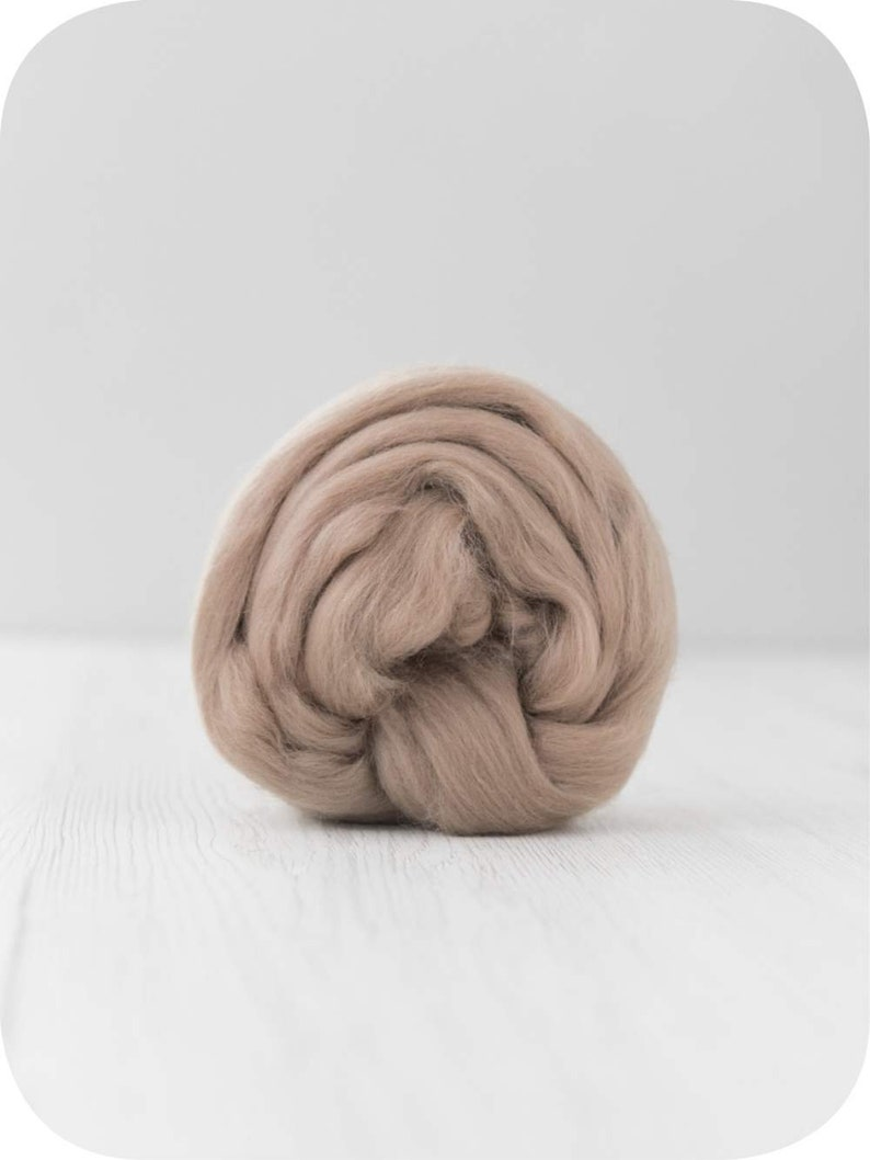 Multiple Colors Weaving Fiber Spinning Supplies Giant Yarn Combed Merino Top Weaving Supplies