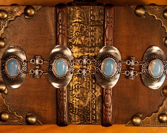 Tribal Opalite Bracelet