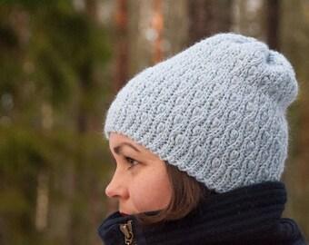 CROCHET PATTERN - Mitis Hat Crochet Pattern - PDF Crochet Pattern