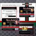 Designer ***Digital Invitation***   Credit Card Invitations