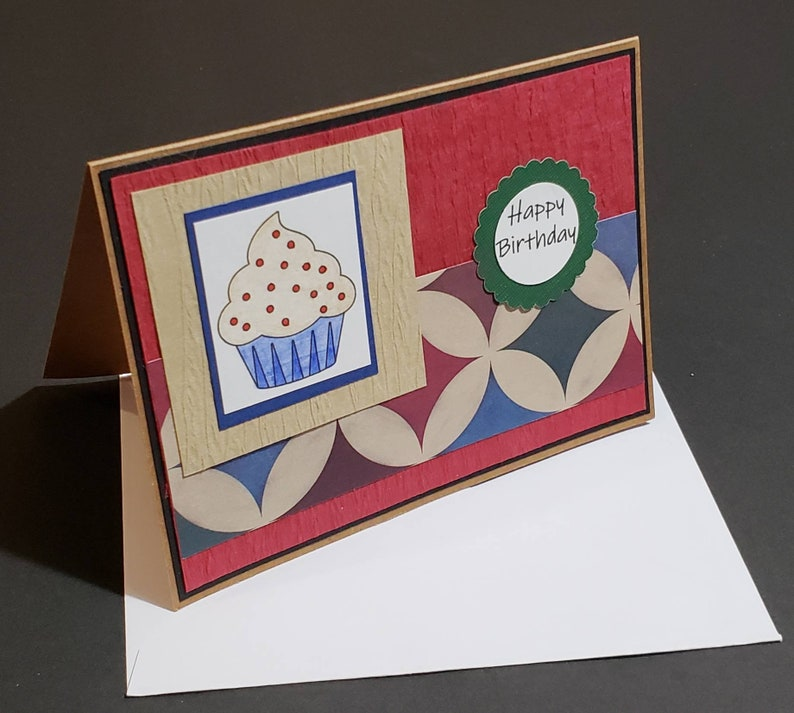 Homemade Birthday Card For Him Unique