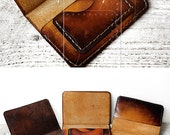Leather Passport Cover Patterns 26 Page PDF, Design Your Own Leather Passport Wallet, Passport Holder with 4 Pocket Styles, Case, DIY