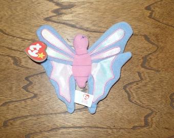 da48d51716e Flitter the Butterfly Teenie Beanie Baby