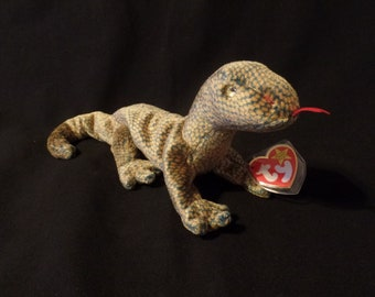 c8a4132f82e Scaly the Lizard Beanie Baby Original