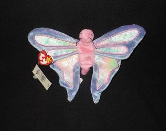 1a9477f9b7d Flitter the Butterfly Beanie Baby Original