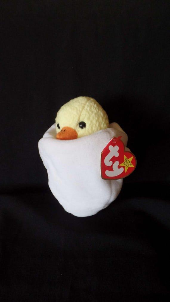 Eggbert the Chick Beanie Baby Original-Retired  01b61b9def9e