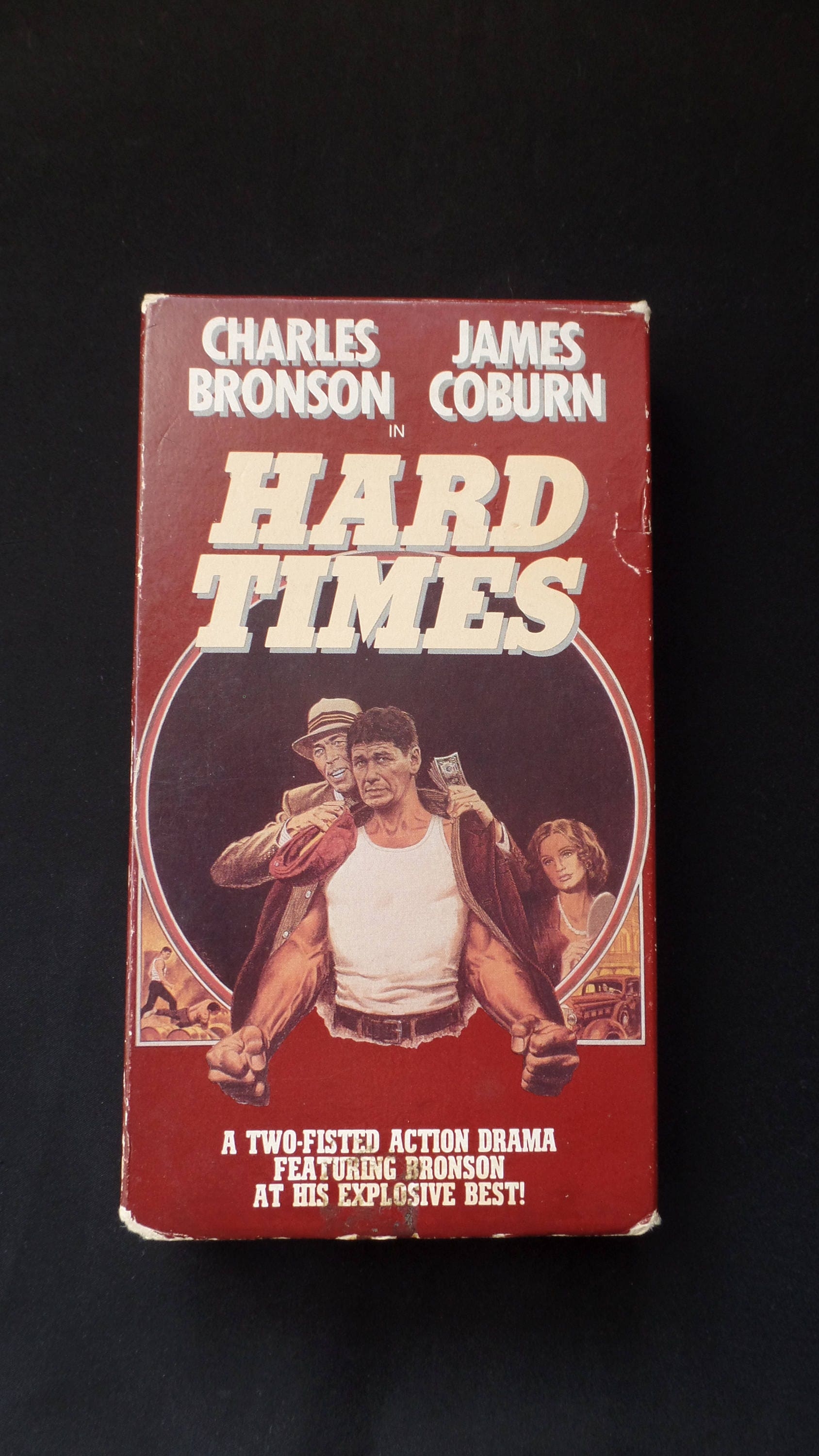 James Coburn And Charles Bronson Hard Times Still Print Check Other Sizes