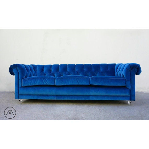 BUILT2ORDER // Chesterfield Sofas, Chairs, Couches, Your Choice of Fabric & Legs for sale