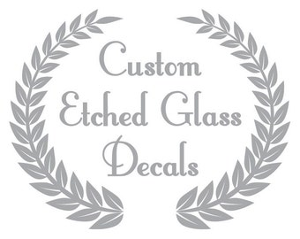etched glass etsy