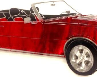 1967 Convertible Camaro