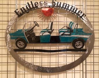 Custom Car Plaque