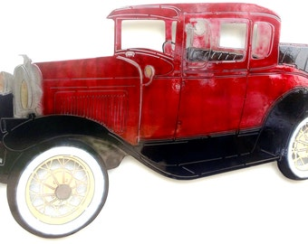 1937 Ford Model A