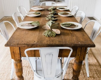 Farmhouse table (made to order) 1428694168