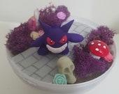 Gengar Pokemon Terrarium Pokeball