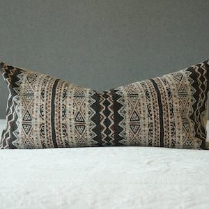 Kilim lumbar pillowcover 16x24 Turkish textile cushion hand made decorative home design throw pillow case sofa pillow boho pillow  4kaf-34